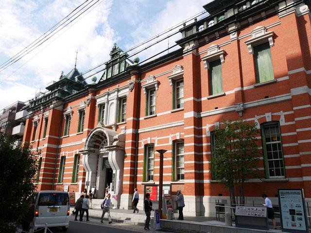 16:00 京都文化博物館へ